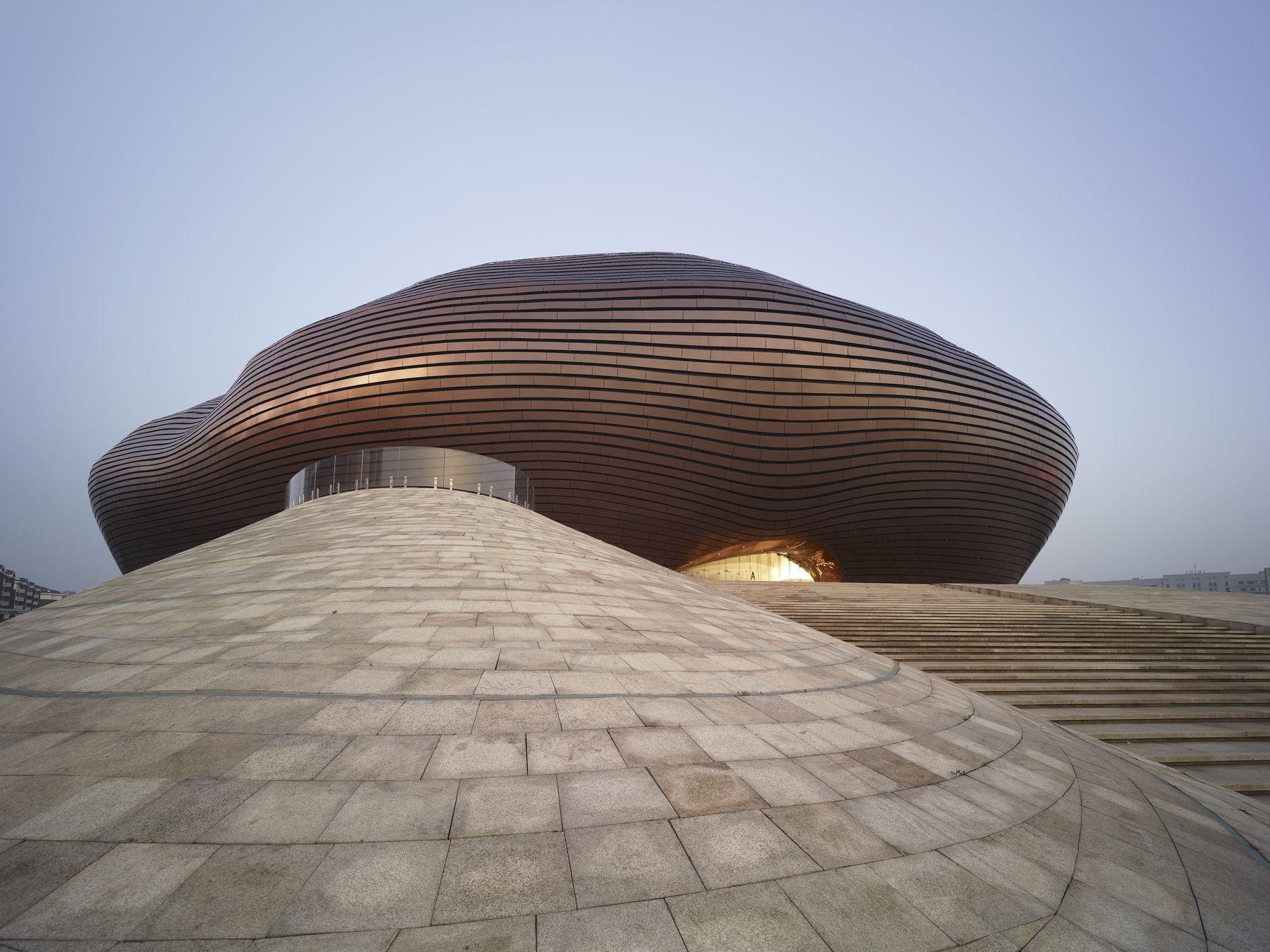 Museu de Ordos (Ordos, China)