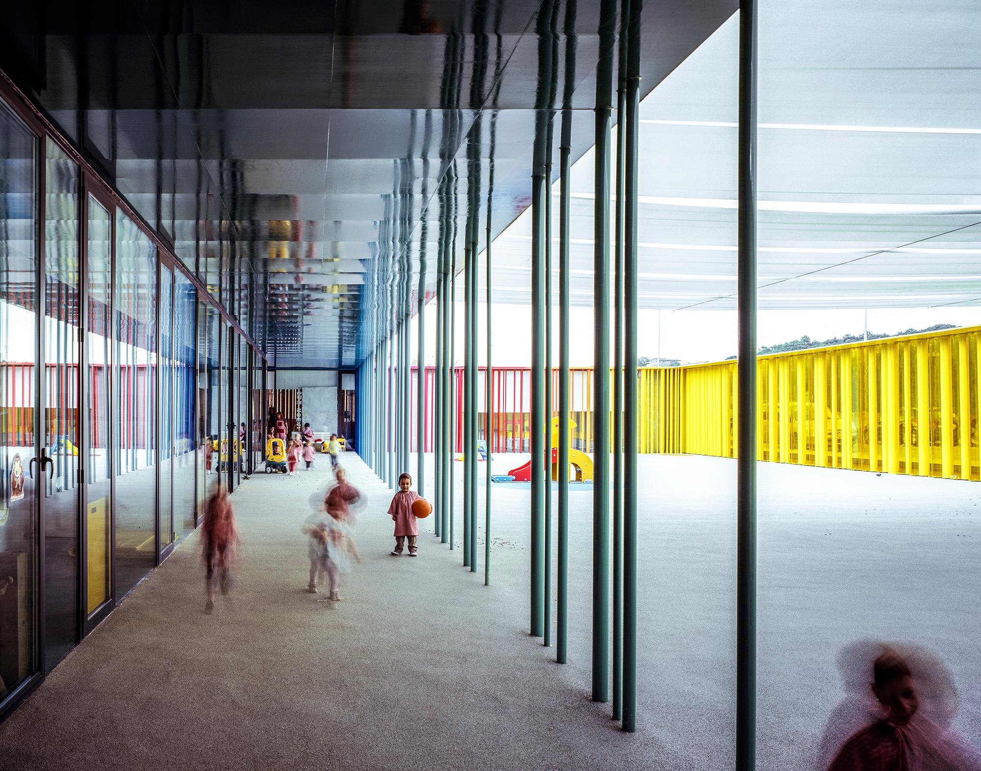 Escola infantil El petit Comte (Besalú, Girona)