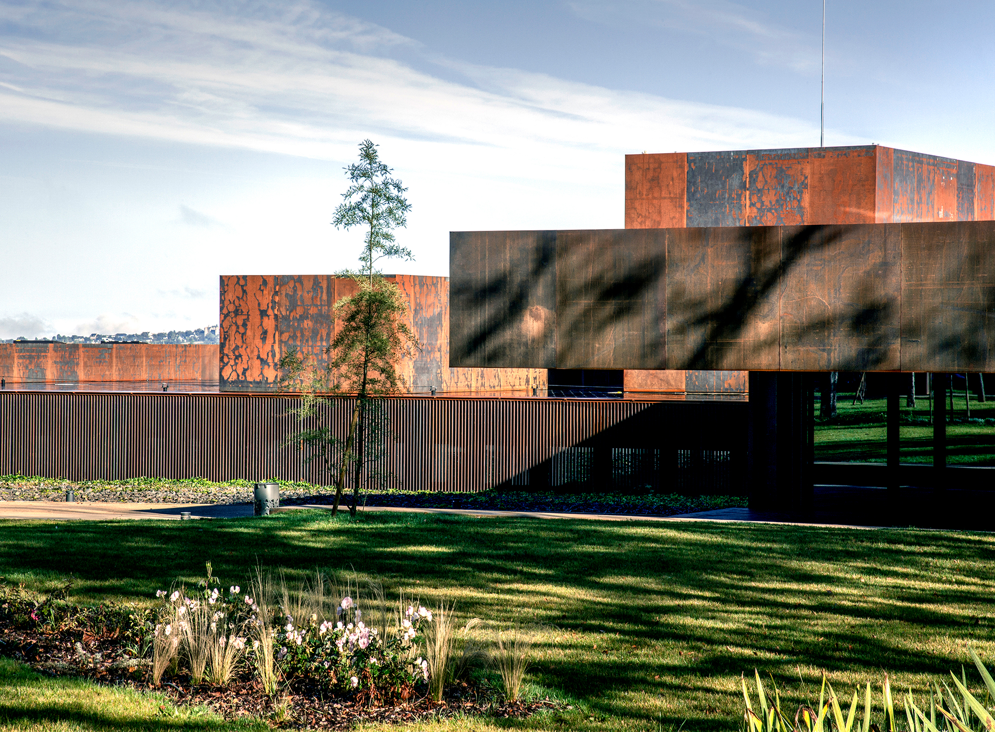 Museu Soulages (Rodez, França)