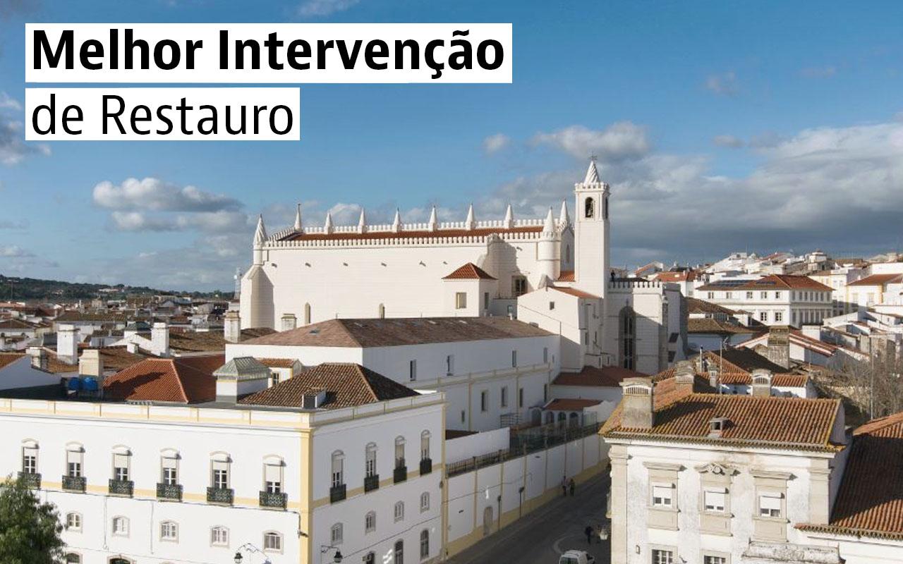 Recuperação do Convento e Igreja de S.Francisco e novo Núcleo Museológico, em Évora  / Vida Imobiliária/idealista/news
