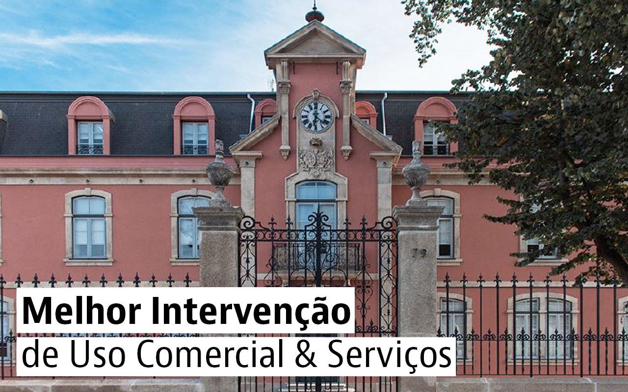 Centro Corporativo da Santa Casa da Misericórdia do Porto / Vida Imobiliária/idealista/news