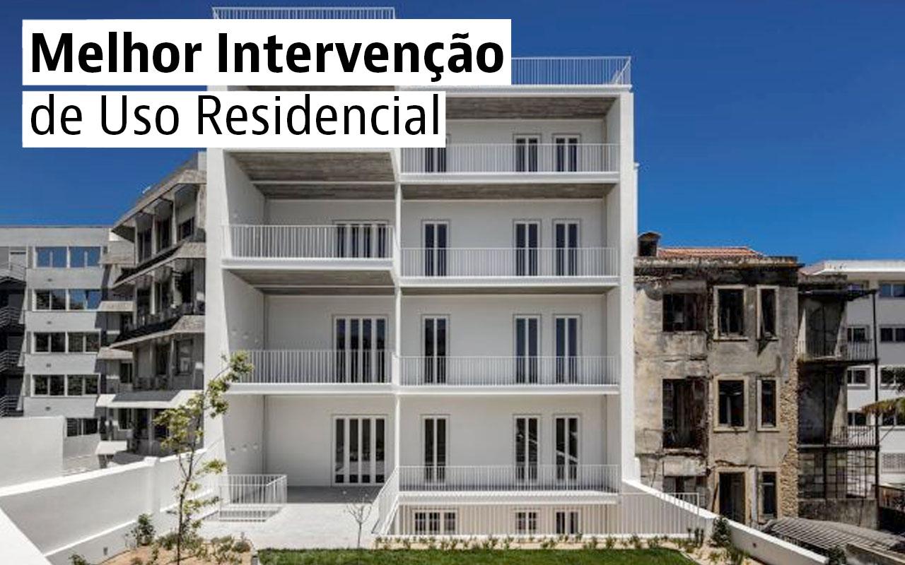 Edifício na Rua Rodrigo da Fonseca, em Lisboa  / Vida Imobiliária/idealista/news