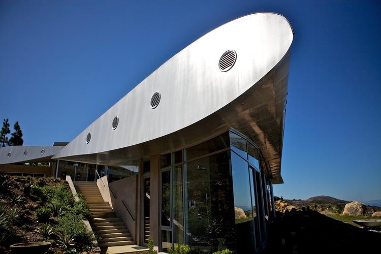 Wing House. David Hertz EAIA