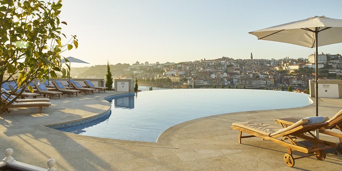 Tomar um banho no Porto