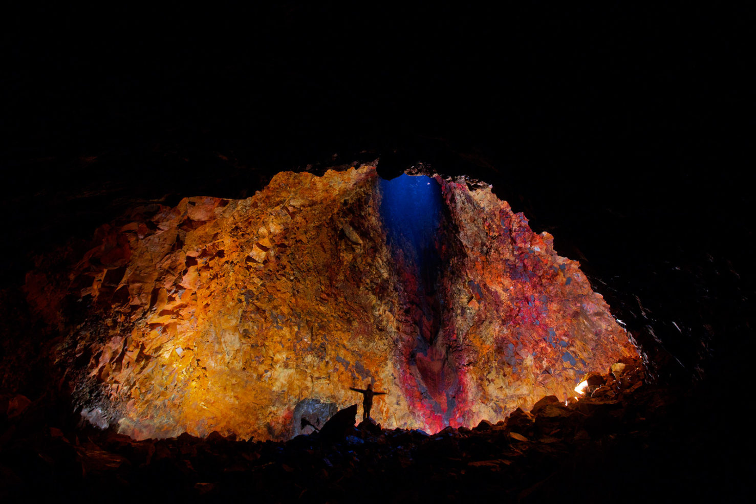 Secret Solstice – Volcán Thrihnukagigur (Reiquiavique, Islândia) de 15 a 18 de junho