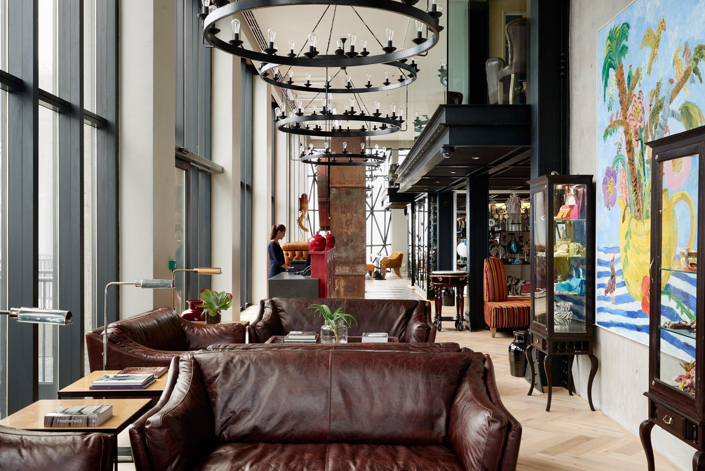 The Royal Portfolio hotel