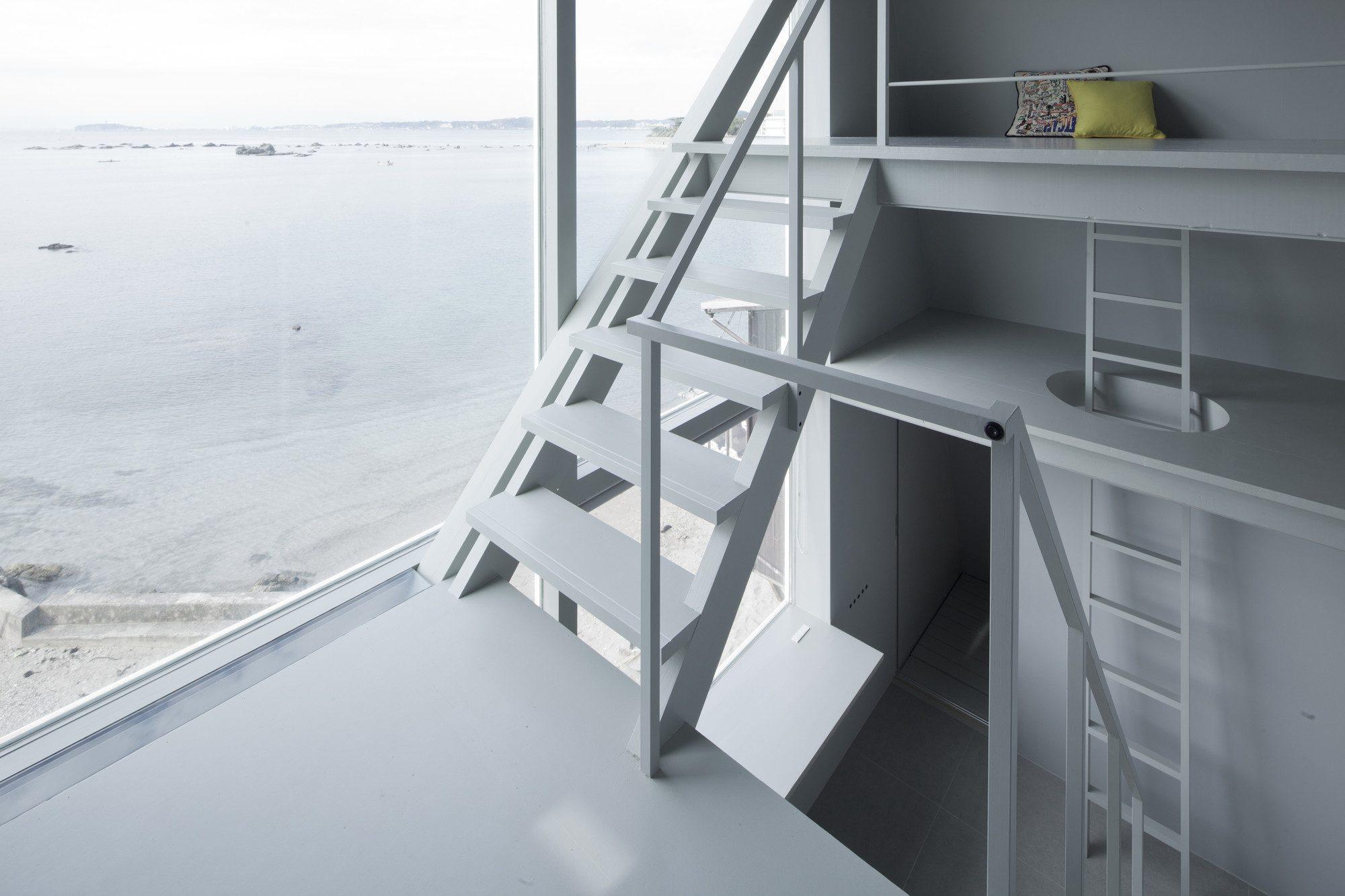 10 – Window House, Kanagawa, Japão