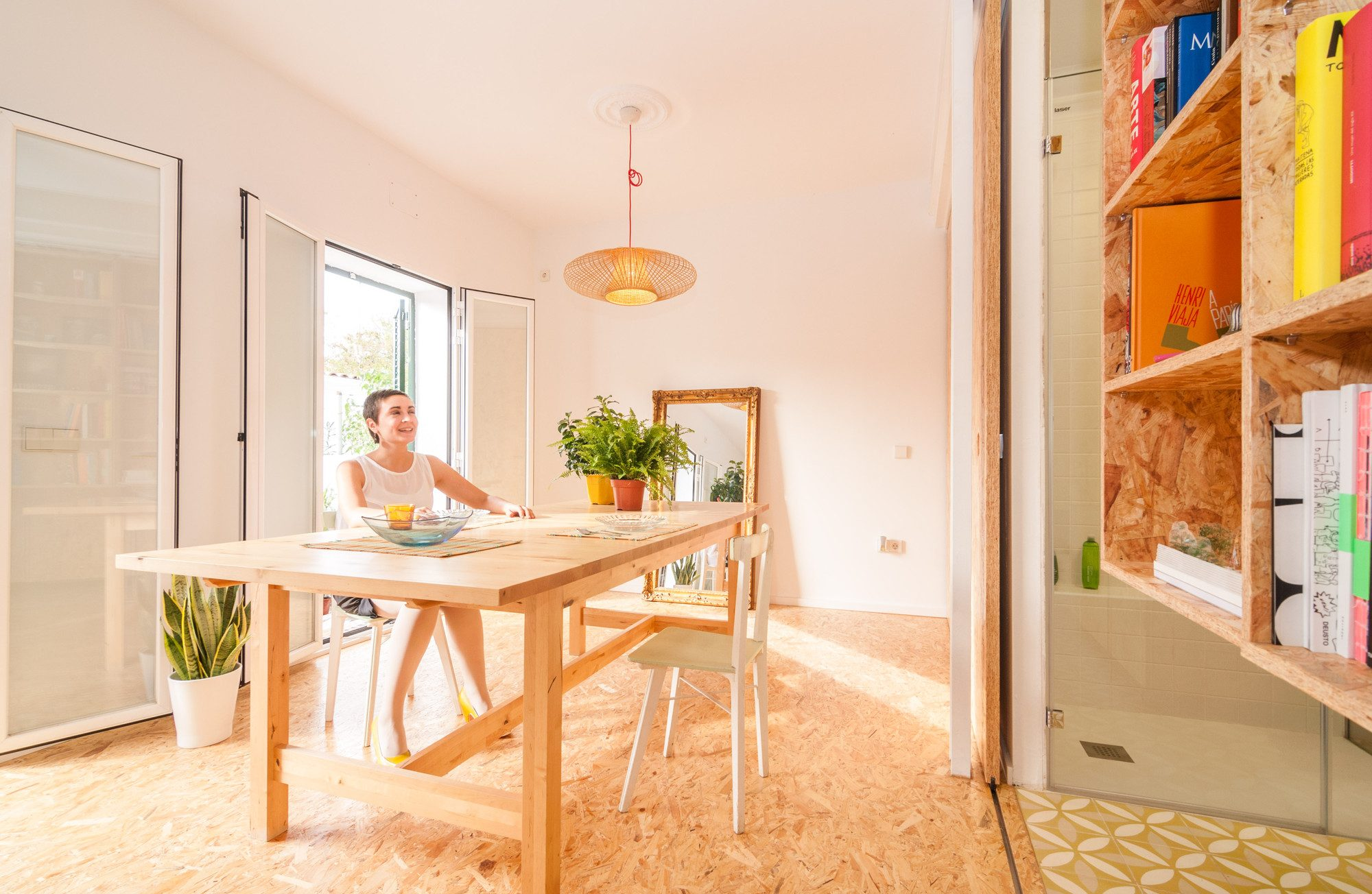 2 – All I Own House, Madrid, Espanha