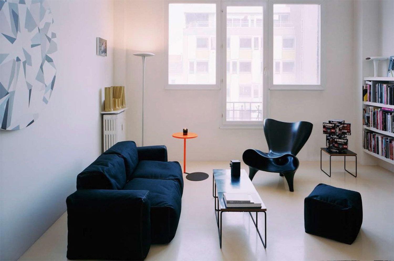 7 – Valentin Apartment, Paris, França