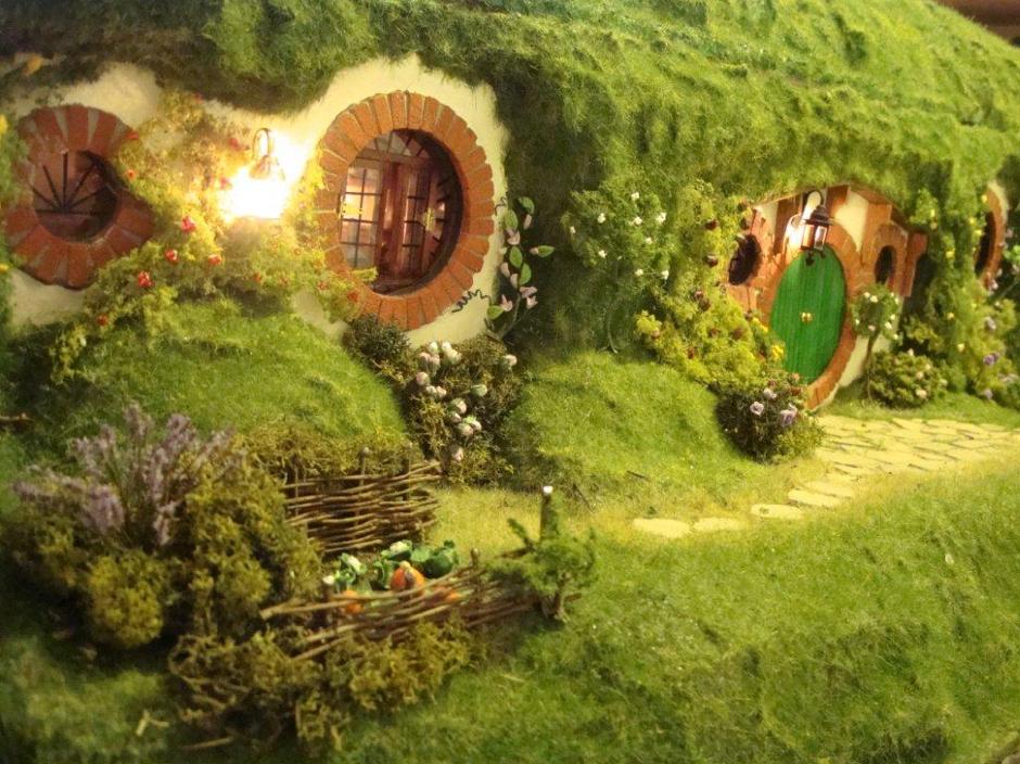 O lar de Frodo