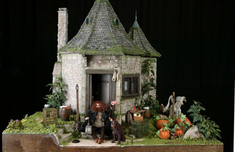 Casas de fantasia