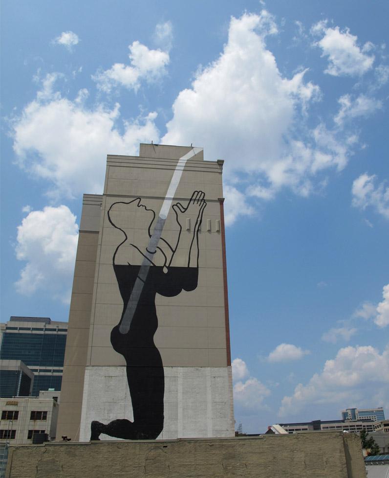 O crente, Atlanta (EUA)