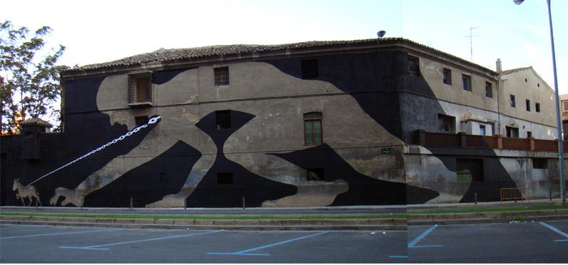 O trabalho, Tudela (Navarra)