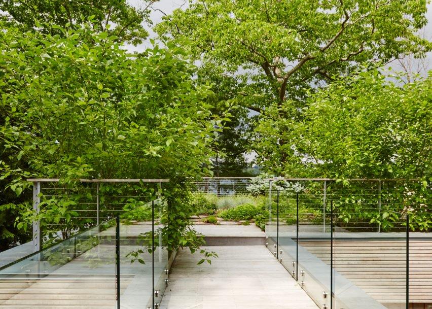 Wononscopomuc Residence, EUA, por Allee Architecture and Design