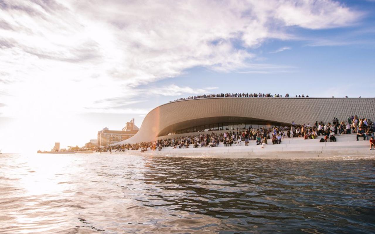 MAAT, Lisboa, candidato na categoria de Cultura, Edifícios construídos / WAF