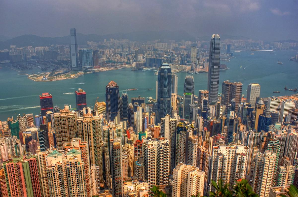1 - Hong Kong