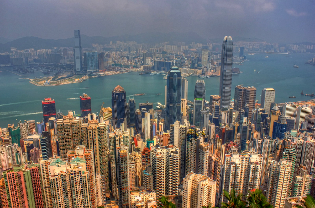 Hong Kong. / The Stocks