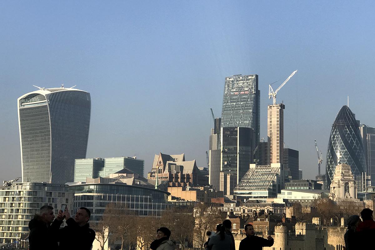 2 – Londres (Reino Unido)