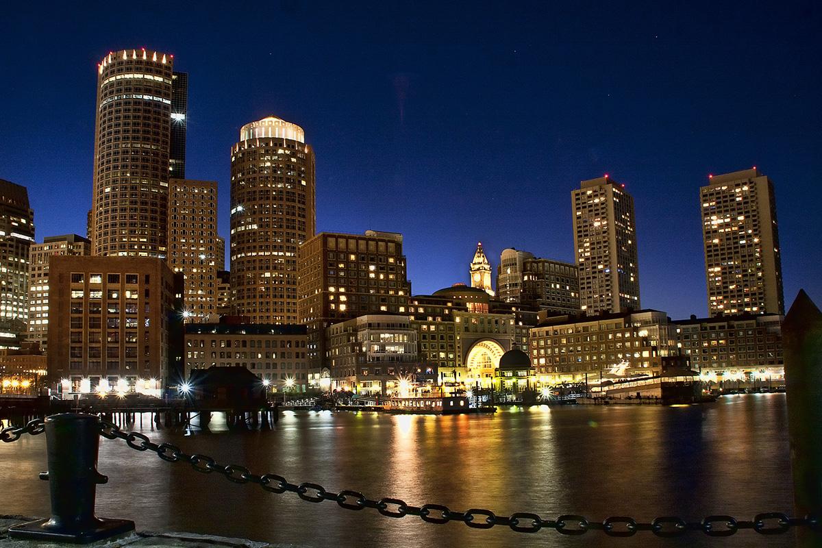 3 – Boston (EUA)