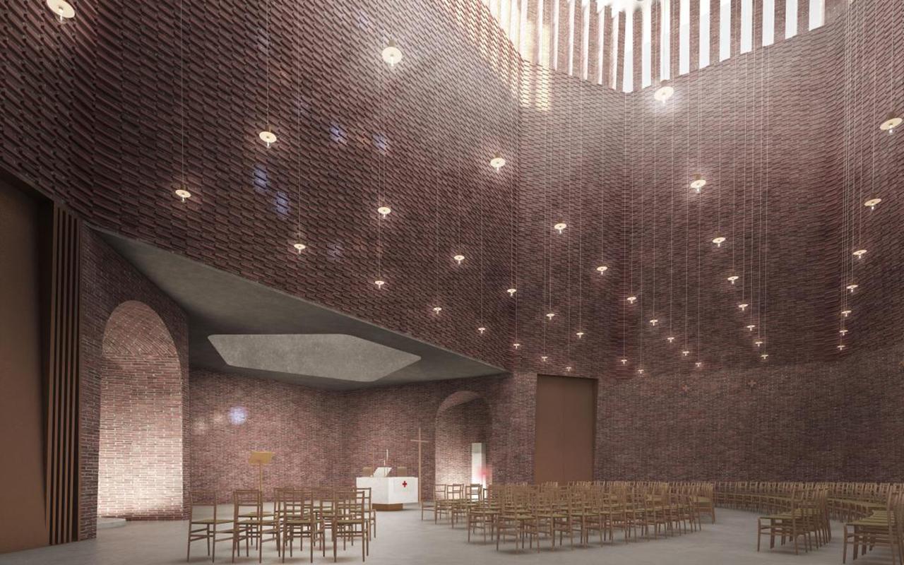 Promontorio, Church of St John the Baptist, Coimbra, candidato na categoria Cultura, futuros projetos / WAF