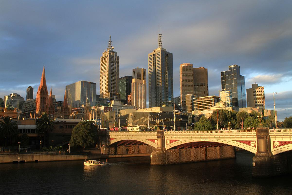 8 – Melbourne (Austrália)