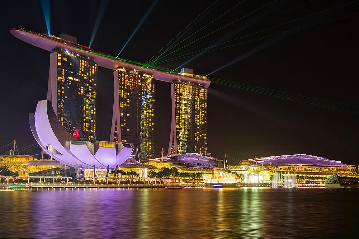 9 – Singapura (Singapura)