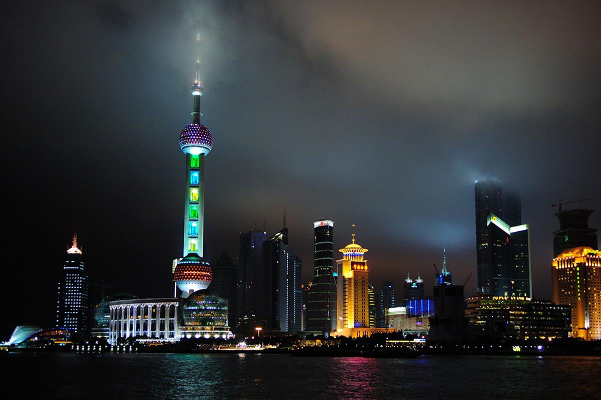 10 – Shanghai (China)