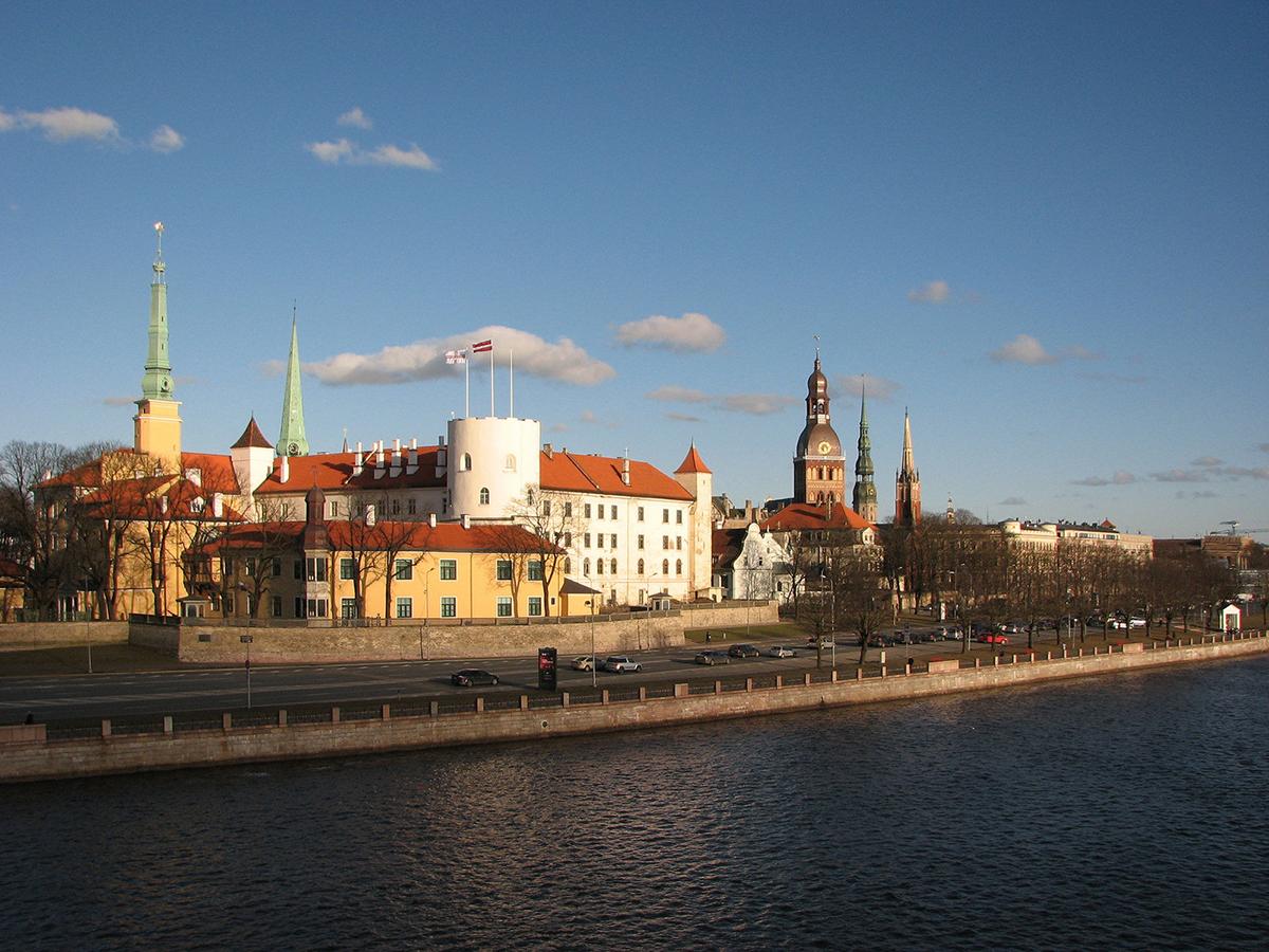 15 - Riga (Letónia)