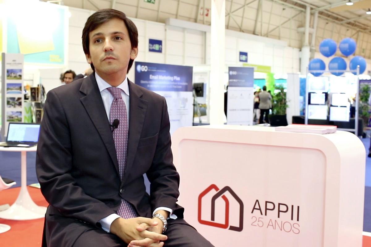 Hugo Santos Ferreira, secretário-geral da APPII.