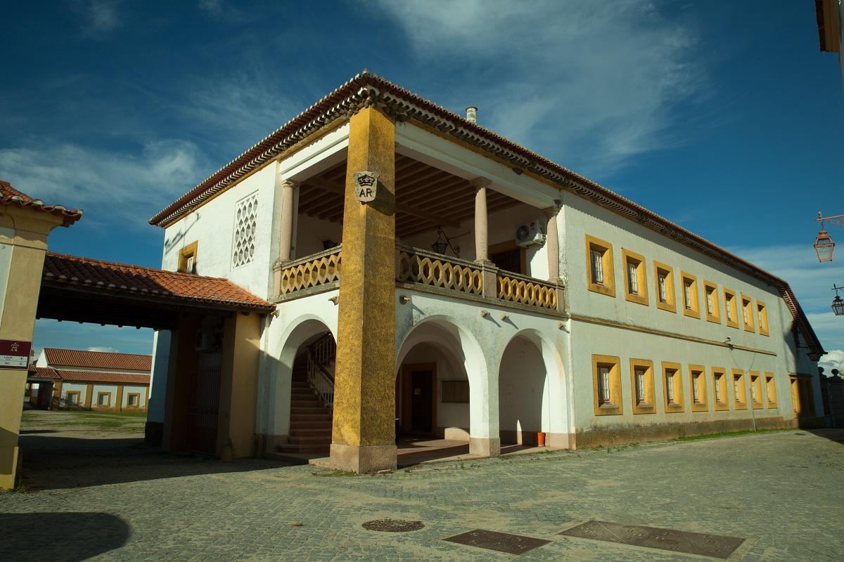 """""""Acordo"""" para a reabilitação da Coudelaria de Alter já foi assinado. / Turismo de Portugal"""