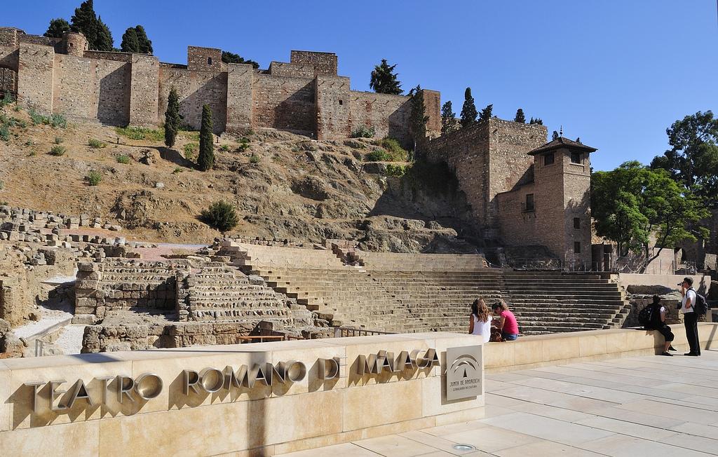 3. Málaga