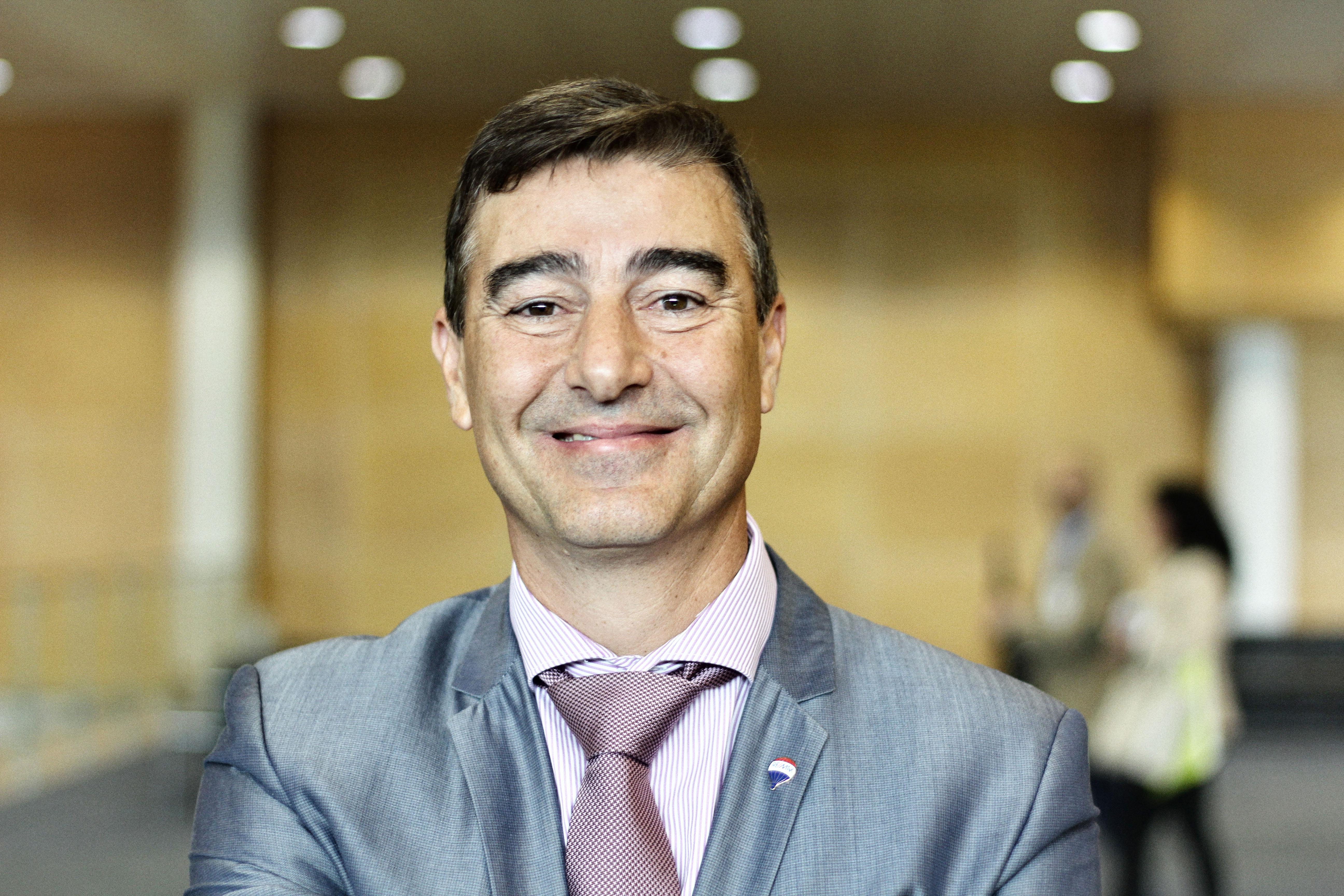 """Manuel Alvarez estima um crescimento """"saudável e moderado de cerca de 3%"""""""