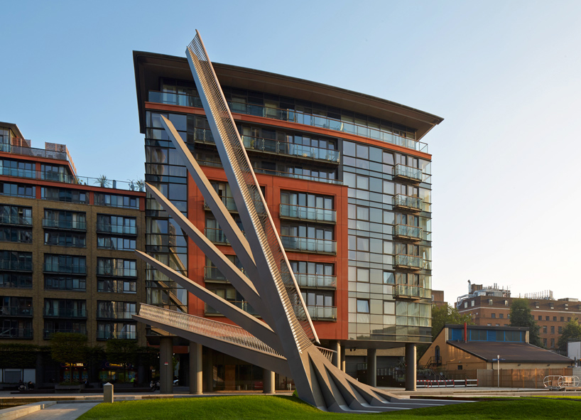 Passeio de Paddington, de Knight Architecture (Londres)