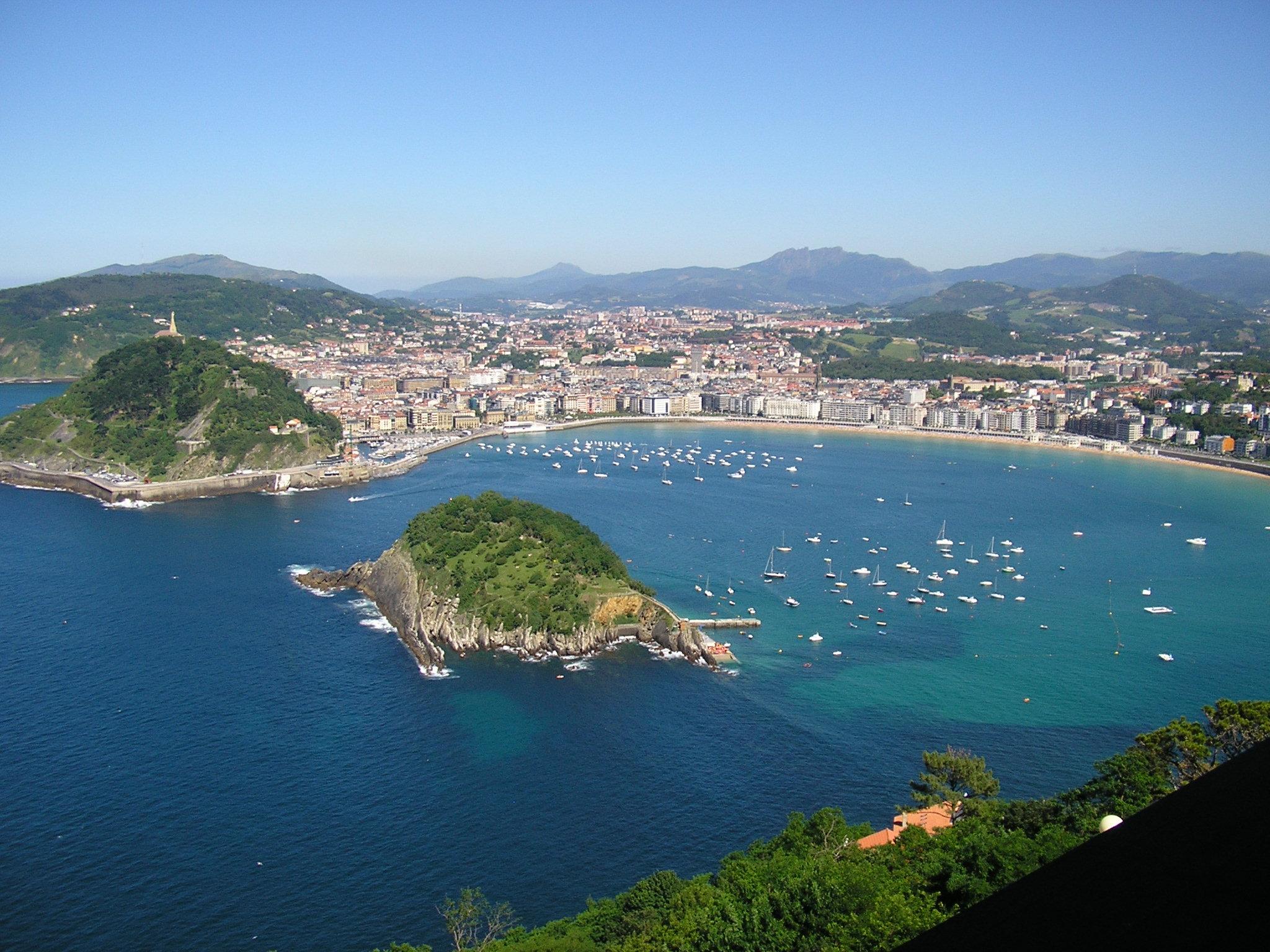 4. San Sebastián