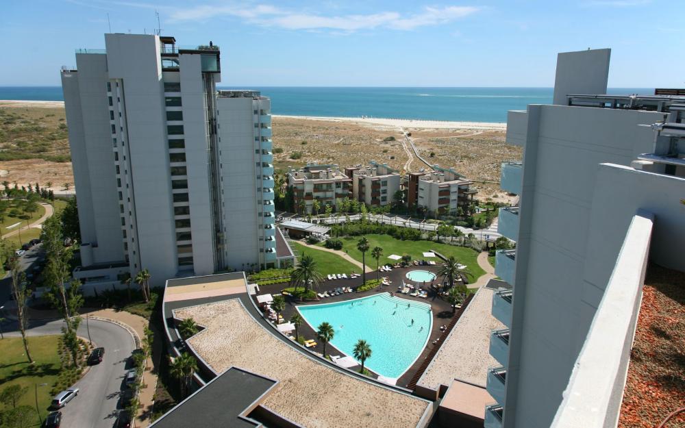 Troiaresort, da Sonae, é um dos exemplos de empreendimentos que oferecem apartamentos turísticos / Central de Reservas