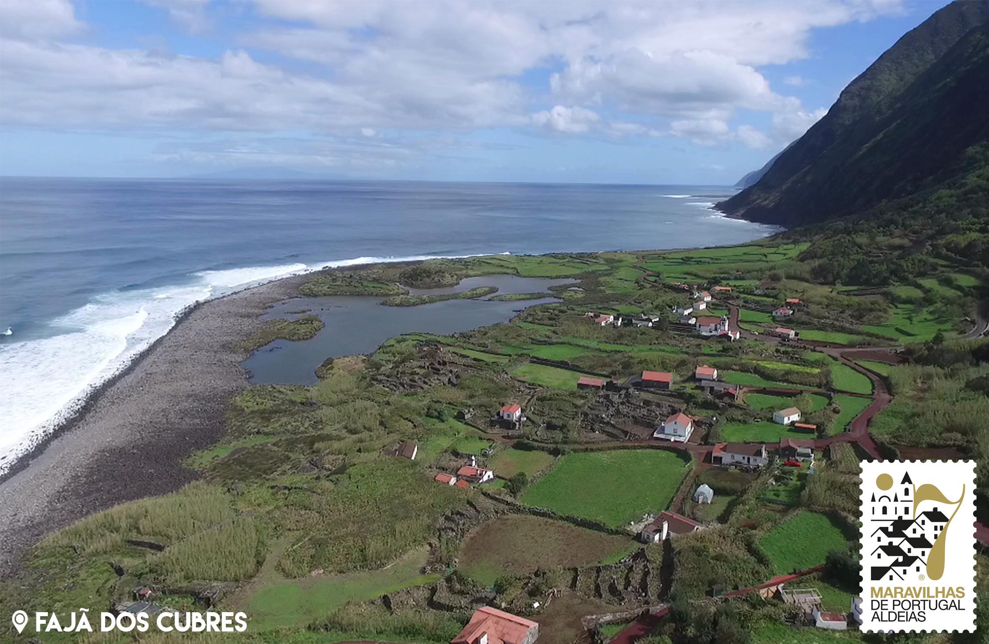Categoria Aldeias de Mar: Fajã dos Cubres, ilha de São Jorge, Açores