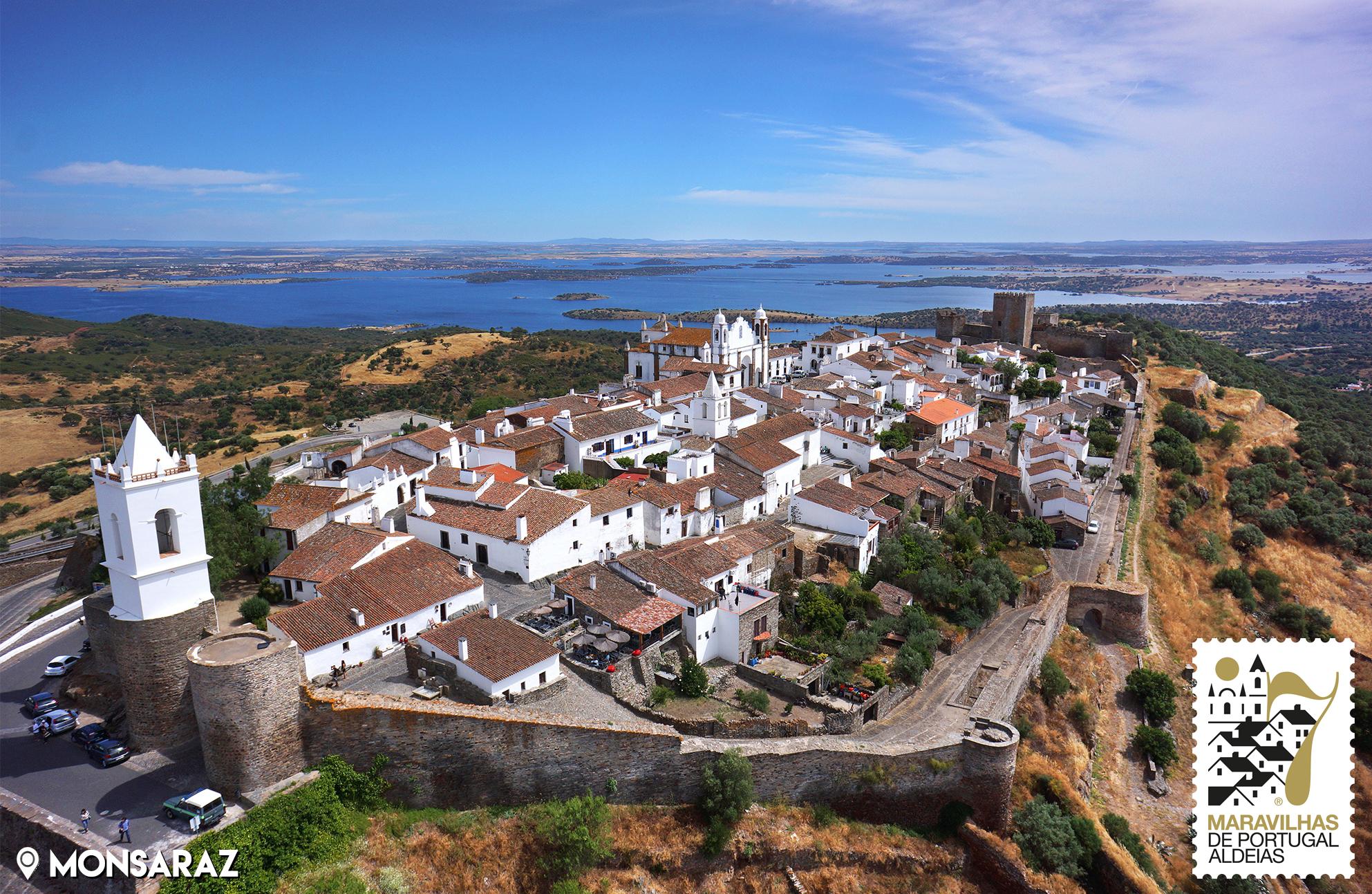 Monsaraz venceu na categoria Aldeias Monumentos.  / 7 Maravilhas de Portugal