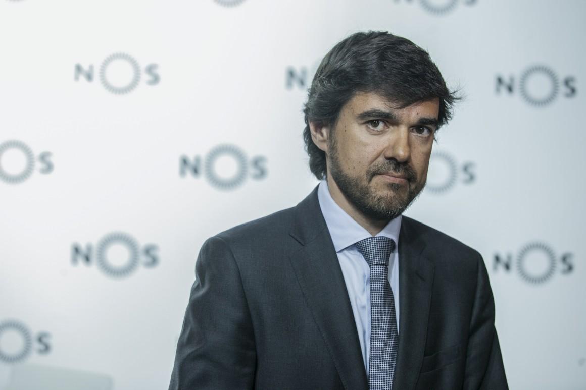 Miguel Almeida lidera a operadora de telecomunicações que foi condenada por 17 contraordenações  / Público