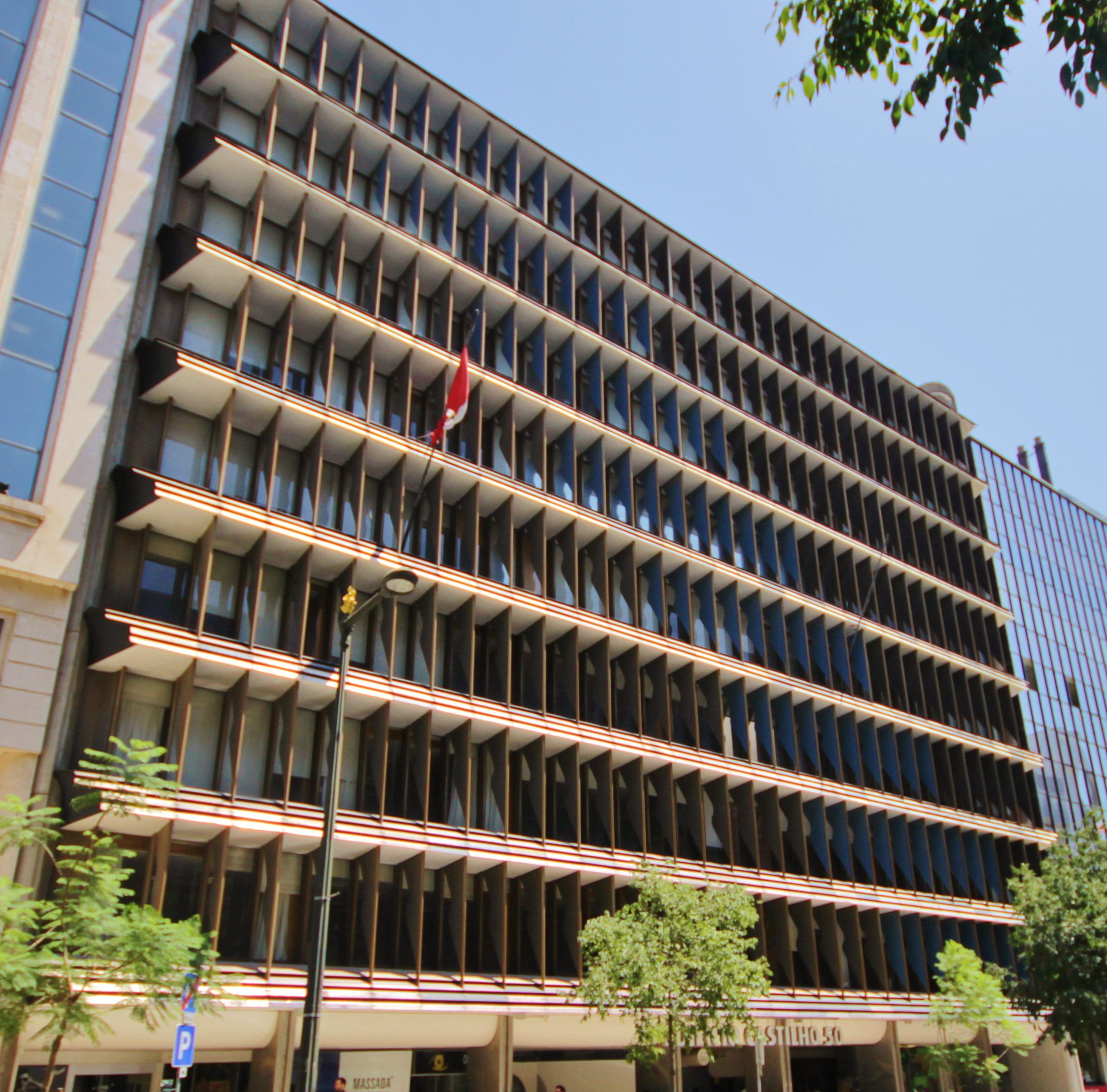 Edifício Castilho 50, em Lisboa, foi um dos que mudou de mãos. / Aguirre Newman