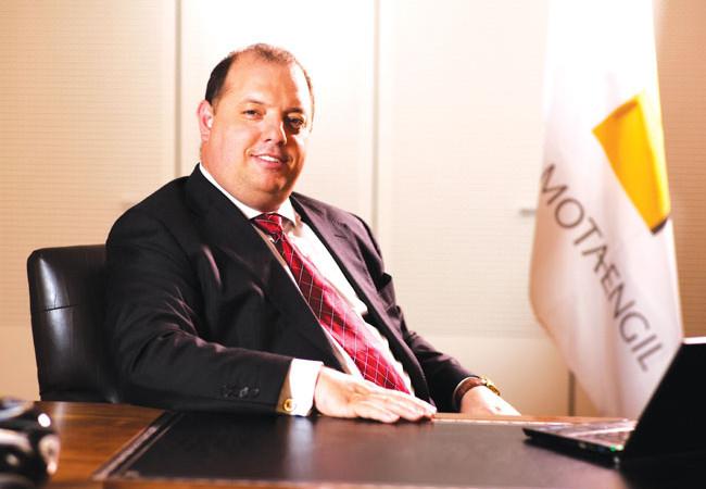 Ex-CEO da Mota-Engil África, Gilberto Rodrigues / Cortesia do Ceo Lusófono