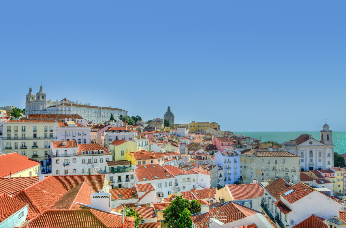 Alfama, Lisboa / xphere