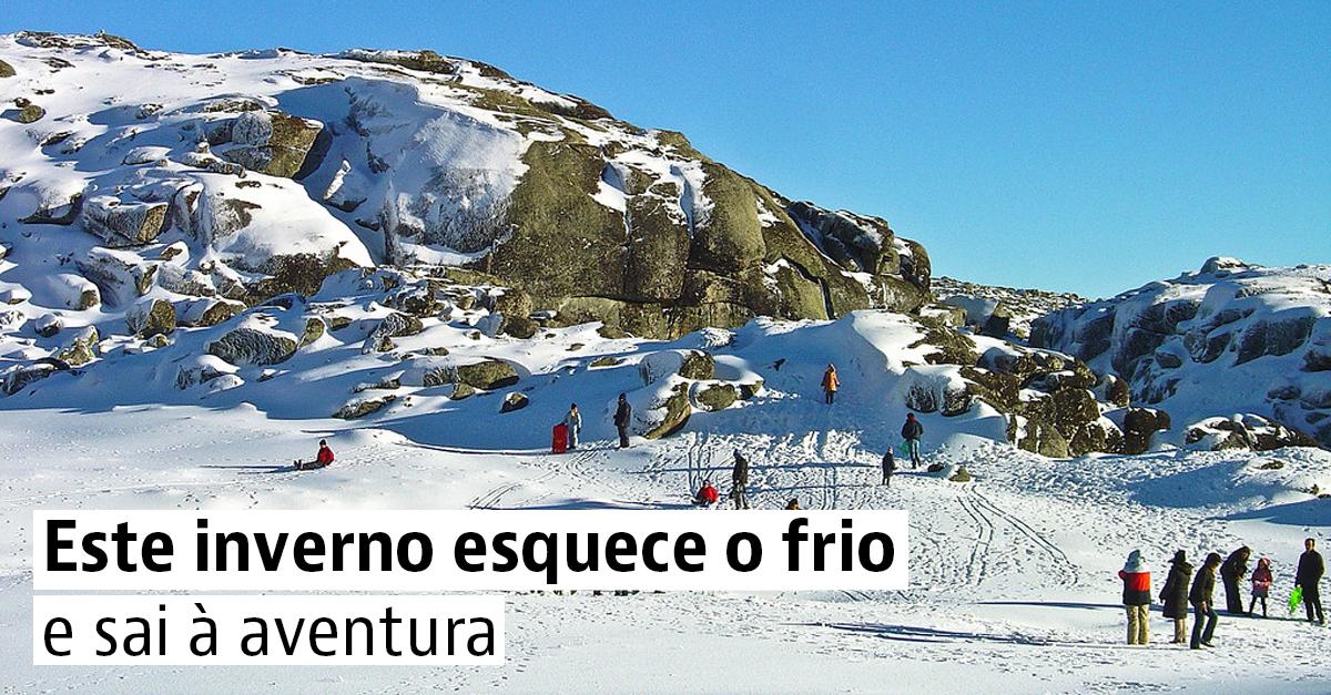 5 destinos para visitar durante o inverno