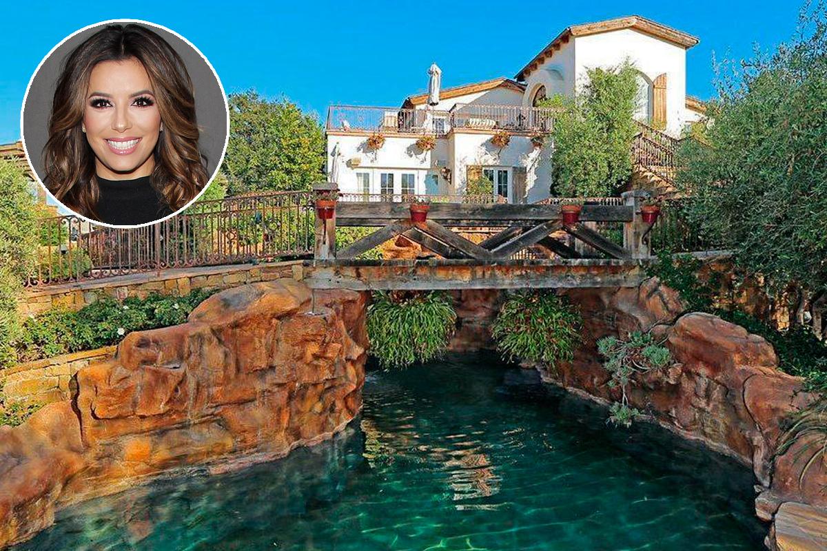 A atriz vai vender a casa dois anos depois de a comprar