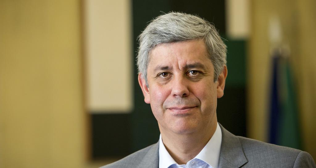 Mário Centeno, ministro das Finanças. / República Portuguesa