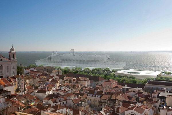 Lisbon Cruise Terminals