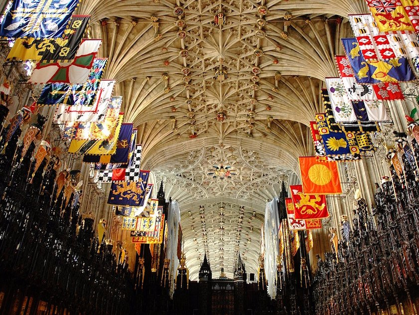 A capela de São Jorge acolhe muitos eventos