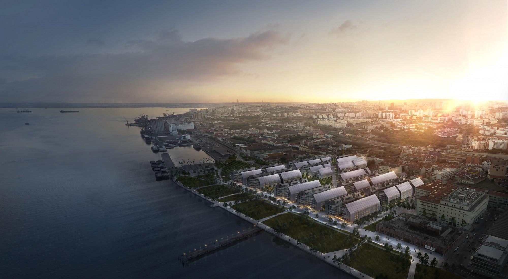 """O Prata Living Concept promete """"revolucionar Lisboa"""" / RPBW (Renzo Piano Building Workshop)"""