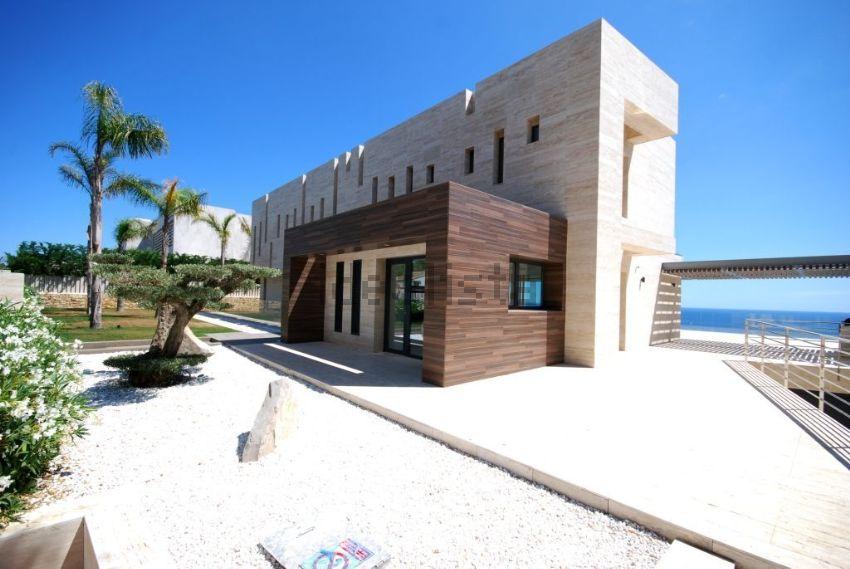 A casa com vista para o mar