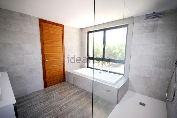 Outra casa de banho (com vista)