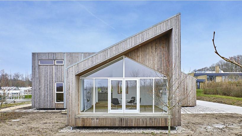 A primeira casa biológica está na Dinamarca...